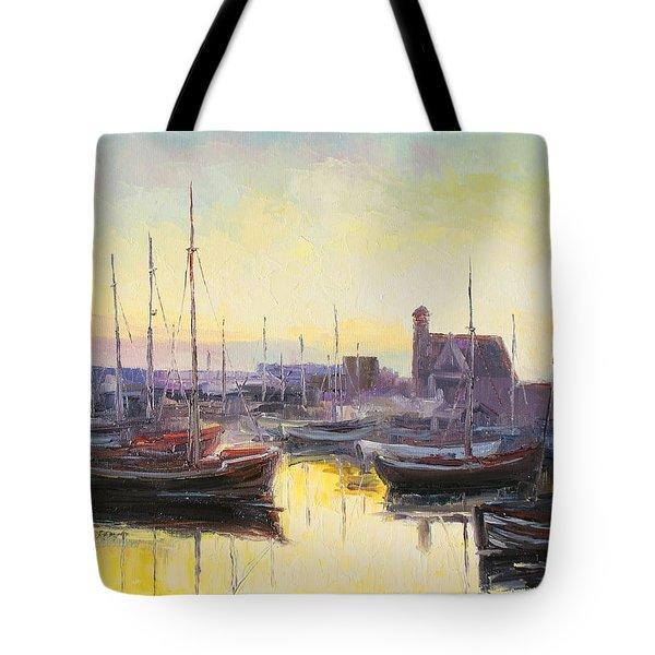 Polish City Hel Tote Bag