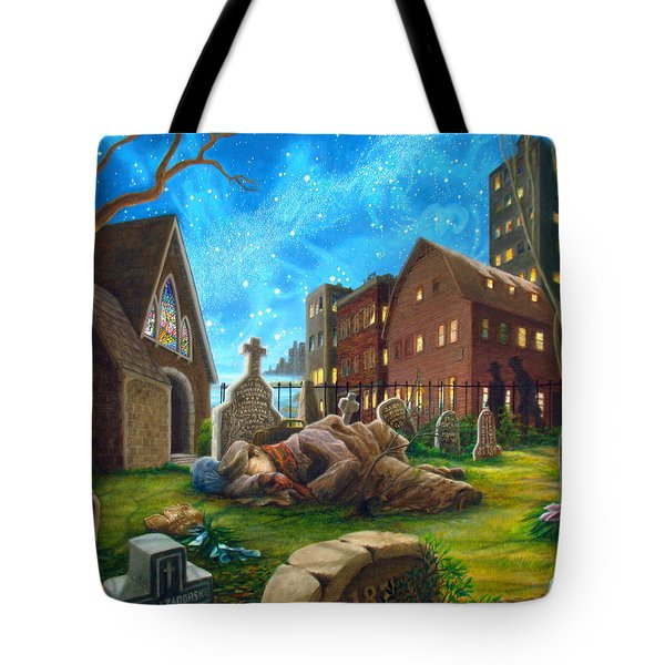 Polish Immigrant Tote Bag