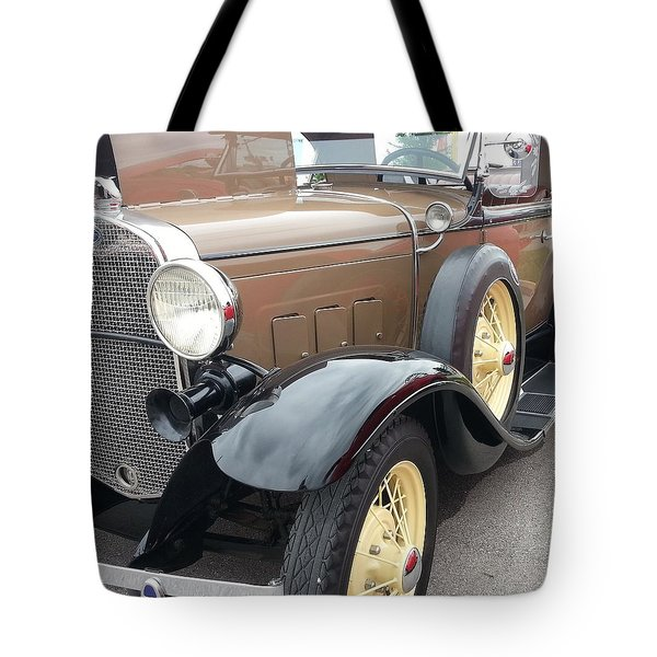 Tote Bag featuring the photograph Polished by Caryl J Bohn
