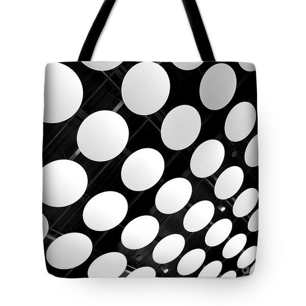 Polka Dots Tote Bag by Ann Horn