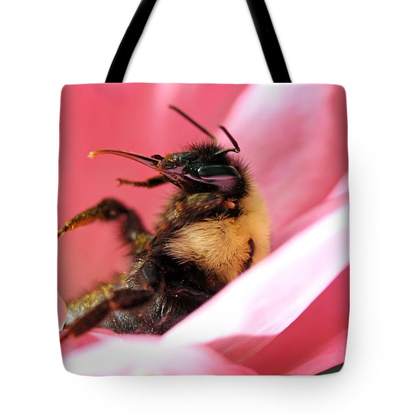 'pollen High' Tote Bag