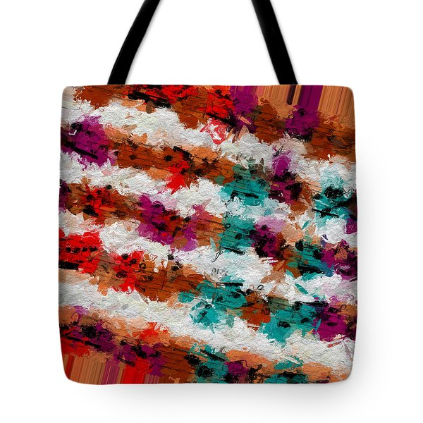 Polychromatic Postlude 13 Tote Bag