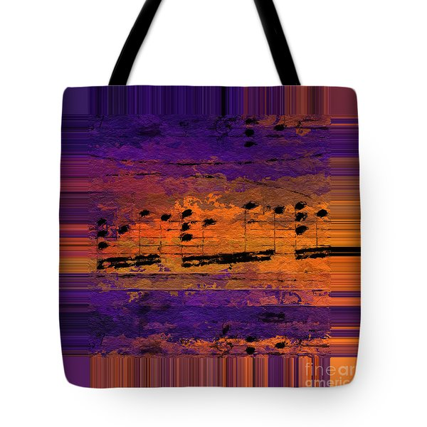 Polychromatic Postlude 14 Tote Bag