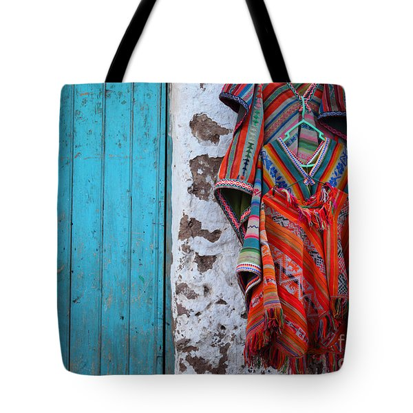 Ponchos For Sale Tote Bag