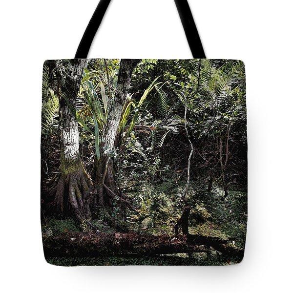 Pond Apple-1 Tote Bag