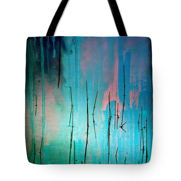 Pond Tote Bag by Irina Hays