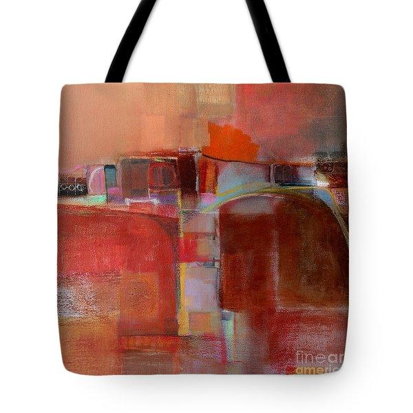 Pont Des Arts Tote Bag