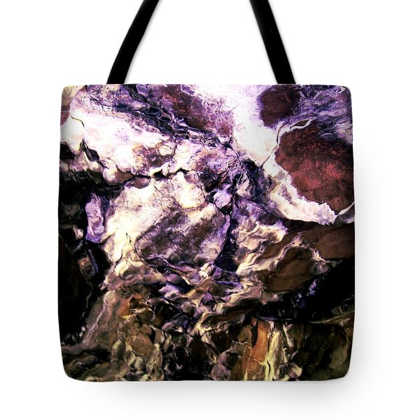 Pony Cave Molting Tote Bag