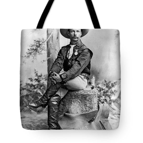 Pony Express Rider Tote Bag by Underwood Archives