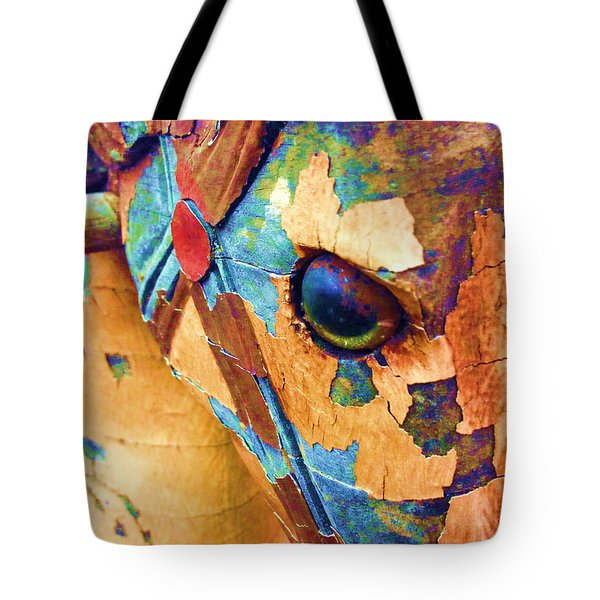 Pony Tote Bag by Julio Lopez