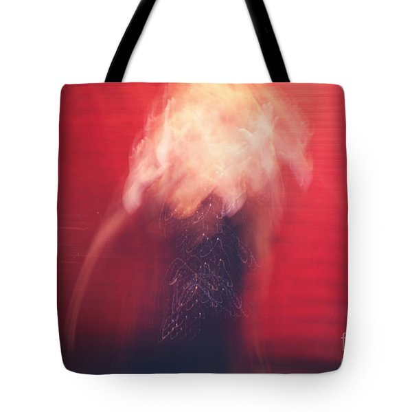 Poof Tote Bag by Aimelle