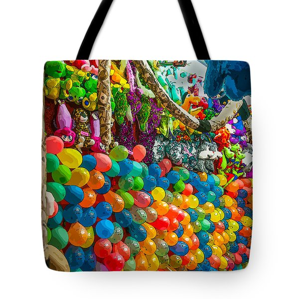 Pop One And You Win  Tote Bag
