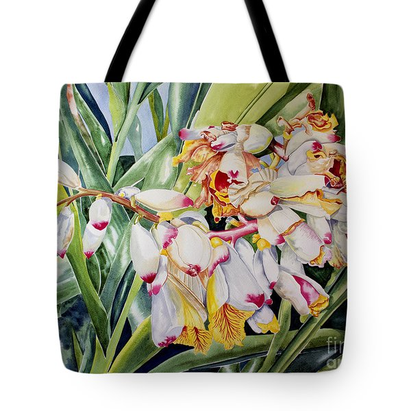 Poppin Out II Tote Bag