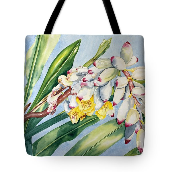 Poppin Out IIi Tote Bag