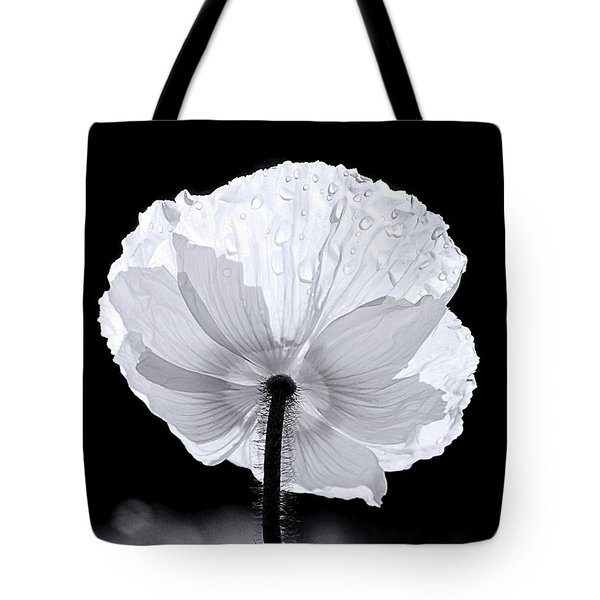 Poppy Tote Bag by Elizabeth Budd