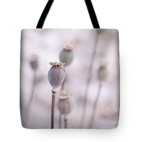 Poppy Queens Tote Bag by Priska Wettstein