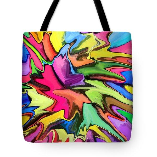 Popsicle Tote Bag