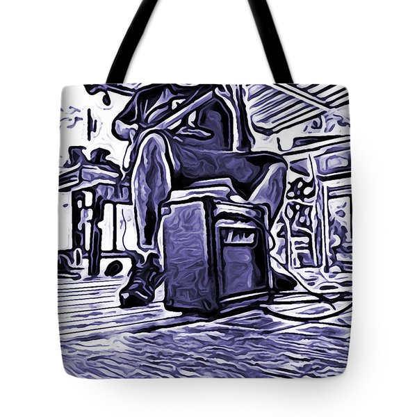 Porch Pickin Tote Bag