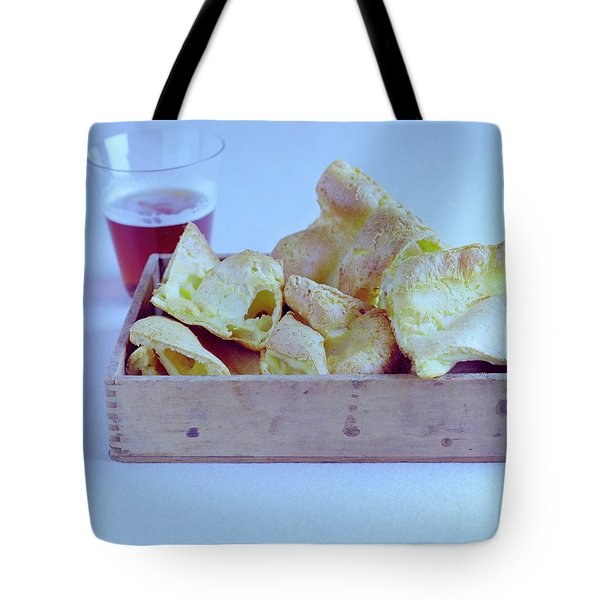 Pork Rinds With A Pint Tote Bag