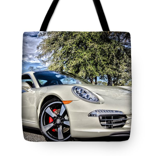 Porsche 50th Anniversary Limited Edition Tote Bag