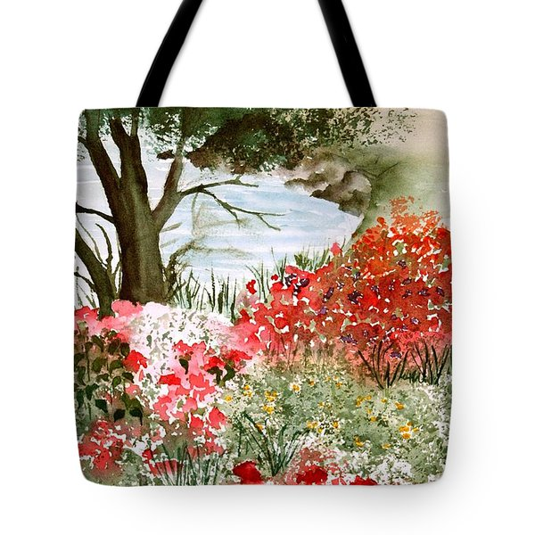 Port Costa Tote Bag