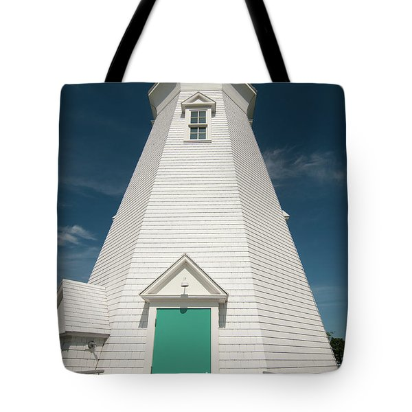 Port Dalhousie Lighthouse 9057 Tote Bag