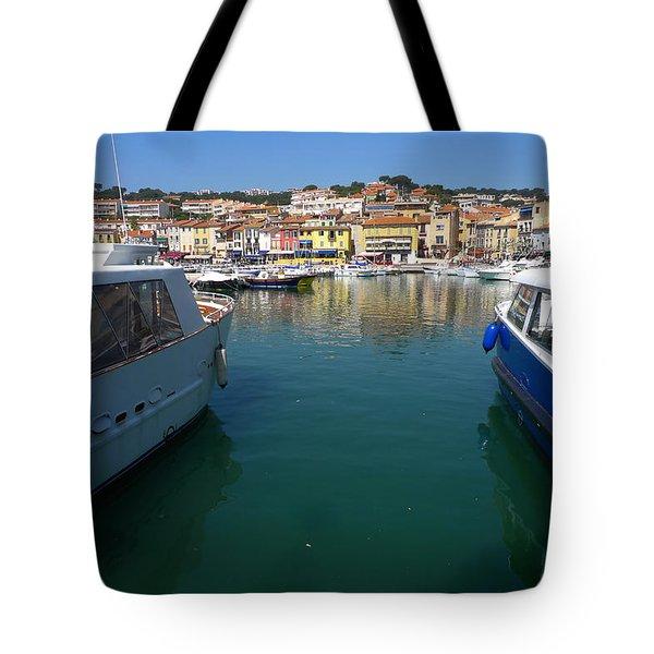 Port De Cassis Tote Bag