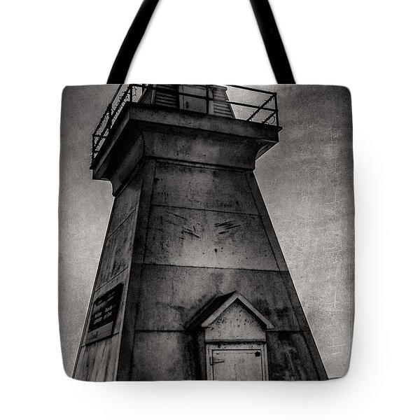 Port Dover Lighthouse Tote Bag