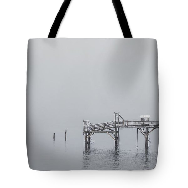 Port Of Mystery Tote Bag