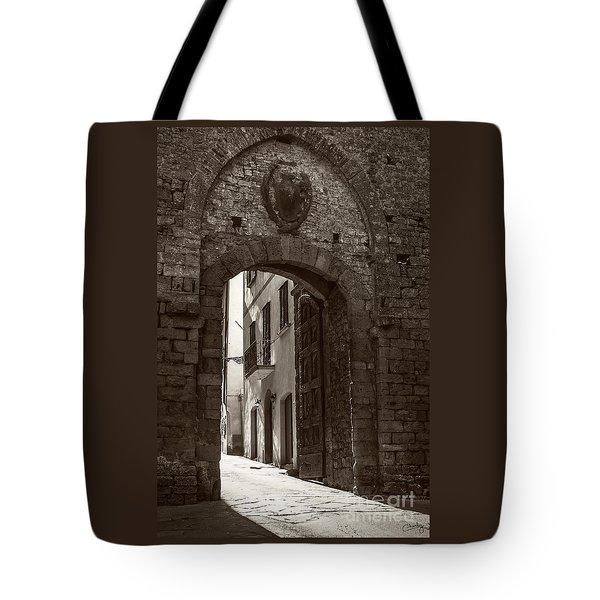 Porta Florentina Tote Bag