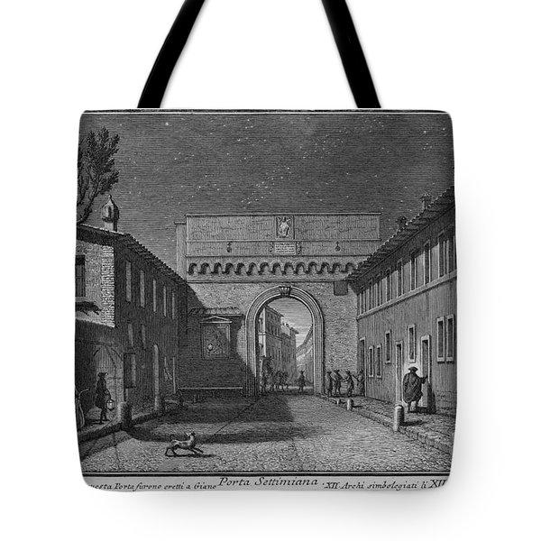 Porta Settimiana Tote Bag