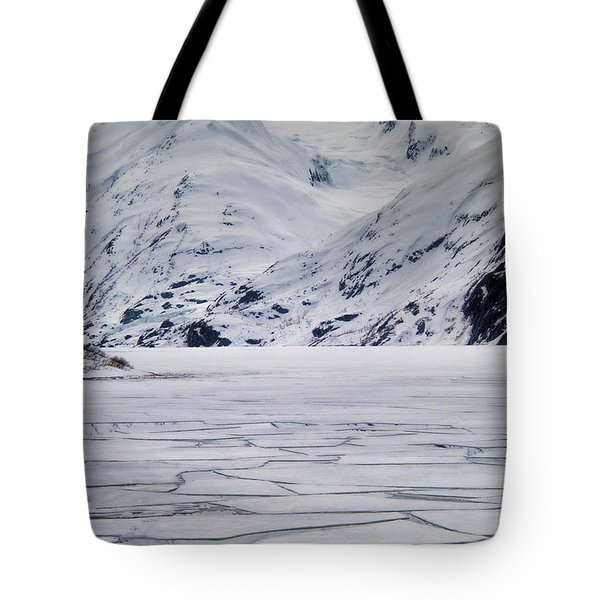 Portage Lake Tote Bag