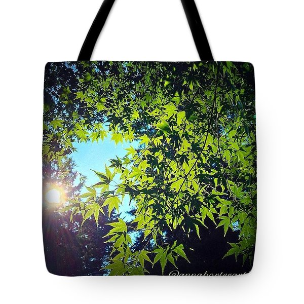 Portal Gateway To Another Time Tote Bag