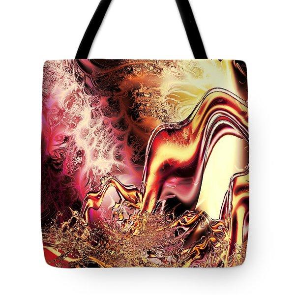 Portal Tote Bag by Anastasiya Malakhova