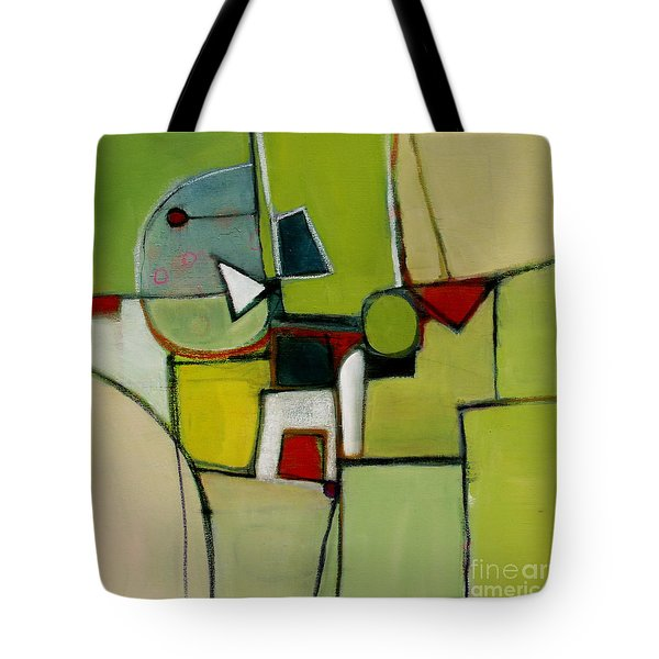 Portal No.1 Tote Bag