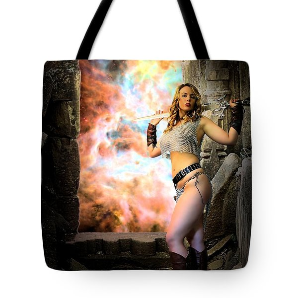Portal Of Magic Tote Bag