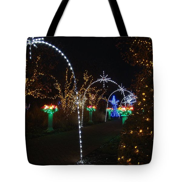 Portal Tote Bag by Rodney Lee Williams