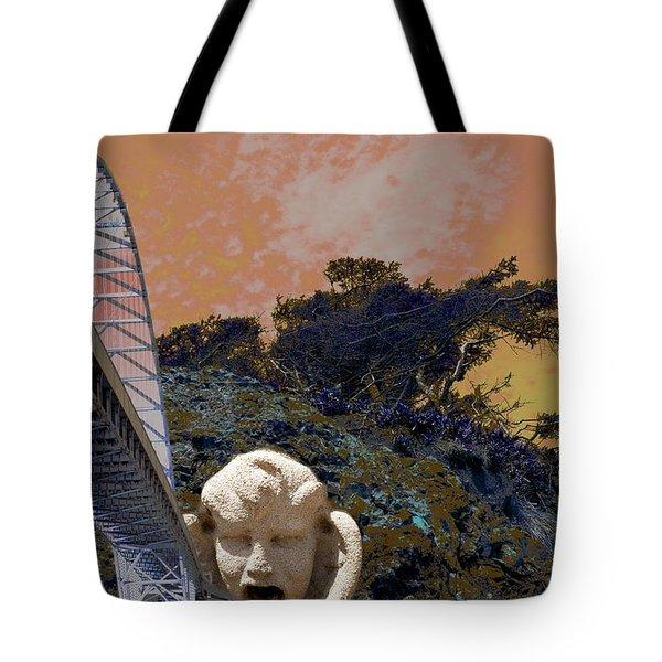 Portal To Arcadia Tote Bag
