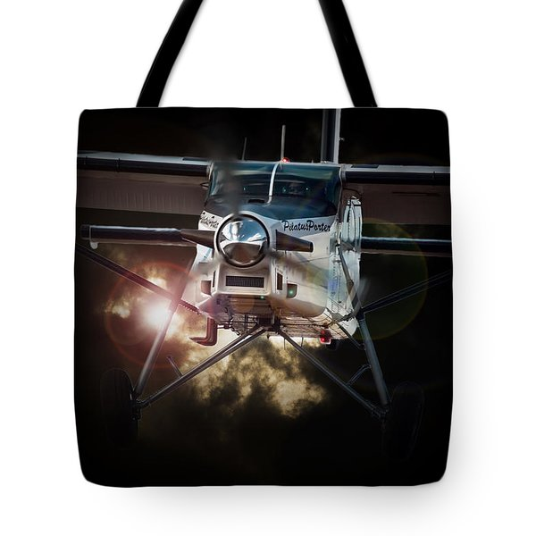 Porter Light Tote Bag
