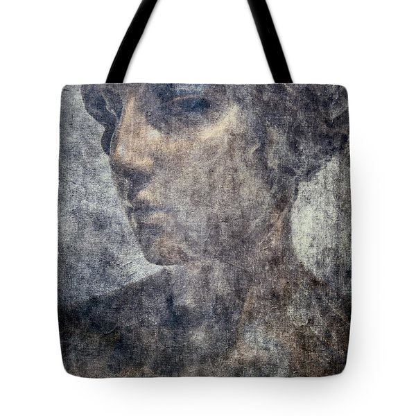 Portrait Of A Woman Tote Bag by Kathleen K Parker