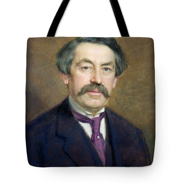 Portrait Of Aristide Briand 1862-1932 1916 Pastel On Paper Tote Bag