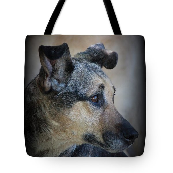 Portrait Of Kylie Tote Bag