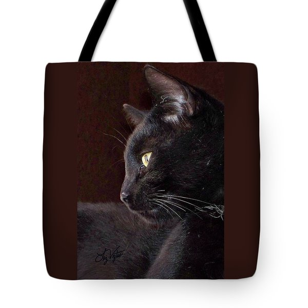 Portrait Of My Boy Charlie Tote Bag