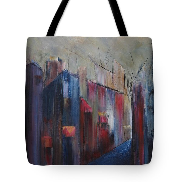Port's Passage Tote Bag