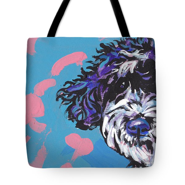 Portuguese Wild Thing Tote Bag