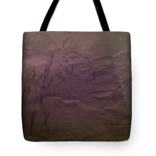 Pose1 Tote Bag