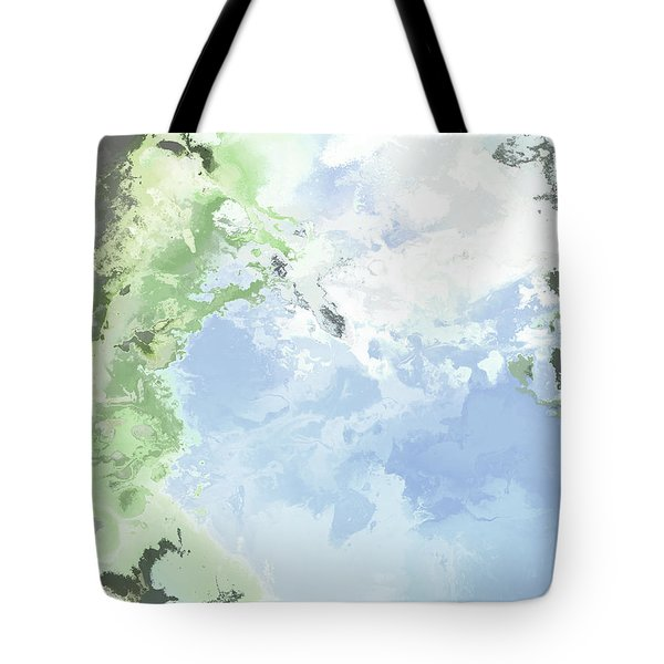 Poseidon Enosichthon Tote Bag