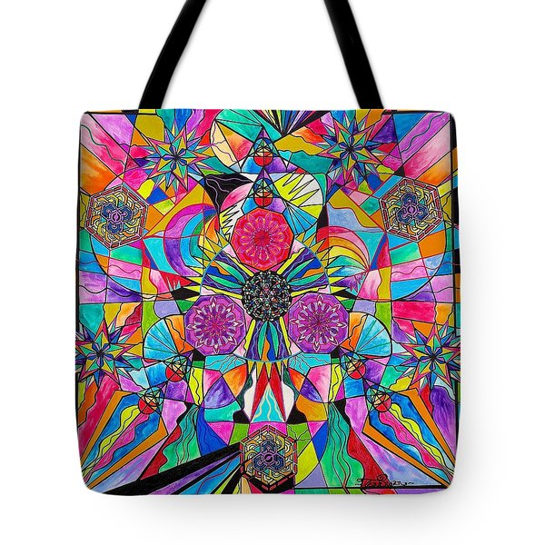 Positive Intention Tote Bag