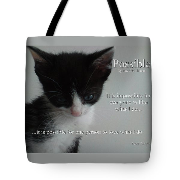 Possible Tote Bag