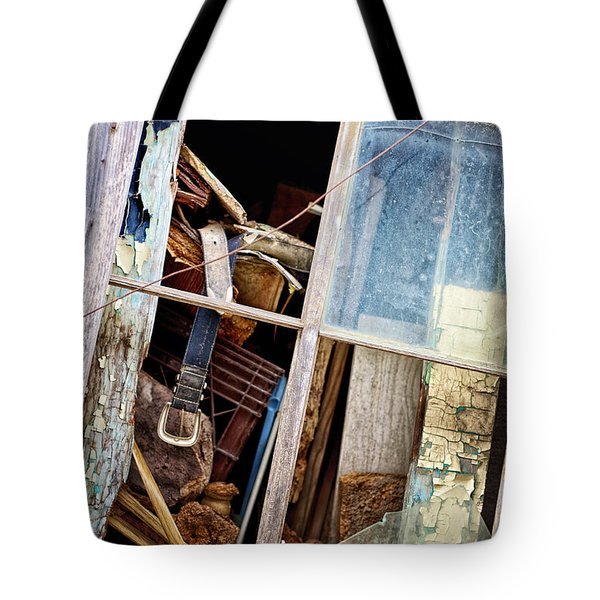 Possible Treasure Tote Bag by Erika Weber